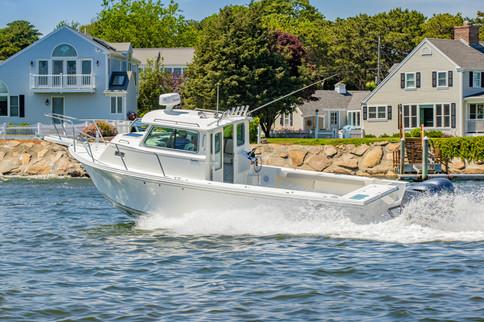 Parker Boats 2820 XLD Sport Carbin Exter
