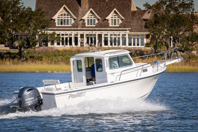 Parker Boats 2120SC  Running.jpg
