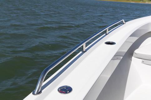 Parker Boats 2100CC Bow Rail.jpg