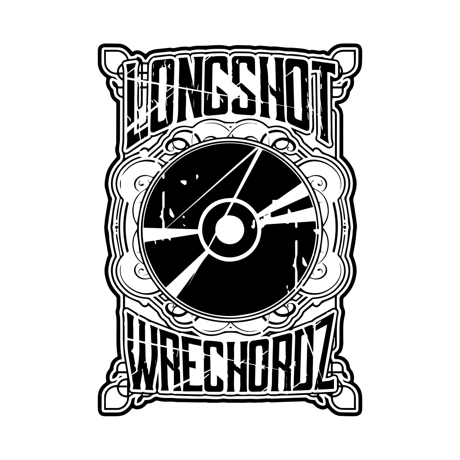 LongShot Wrechordz logo fin