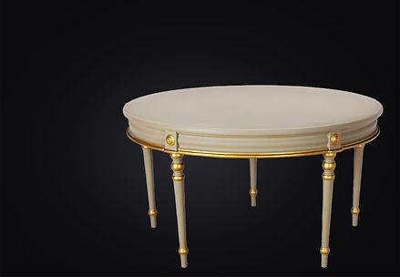 mesa-redonda-cambredge-capuccino-dourado