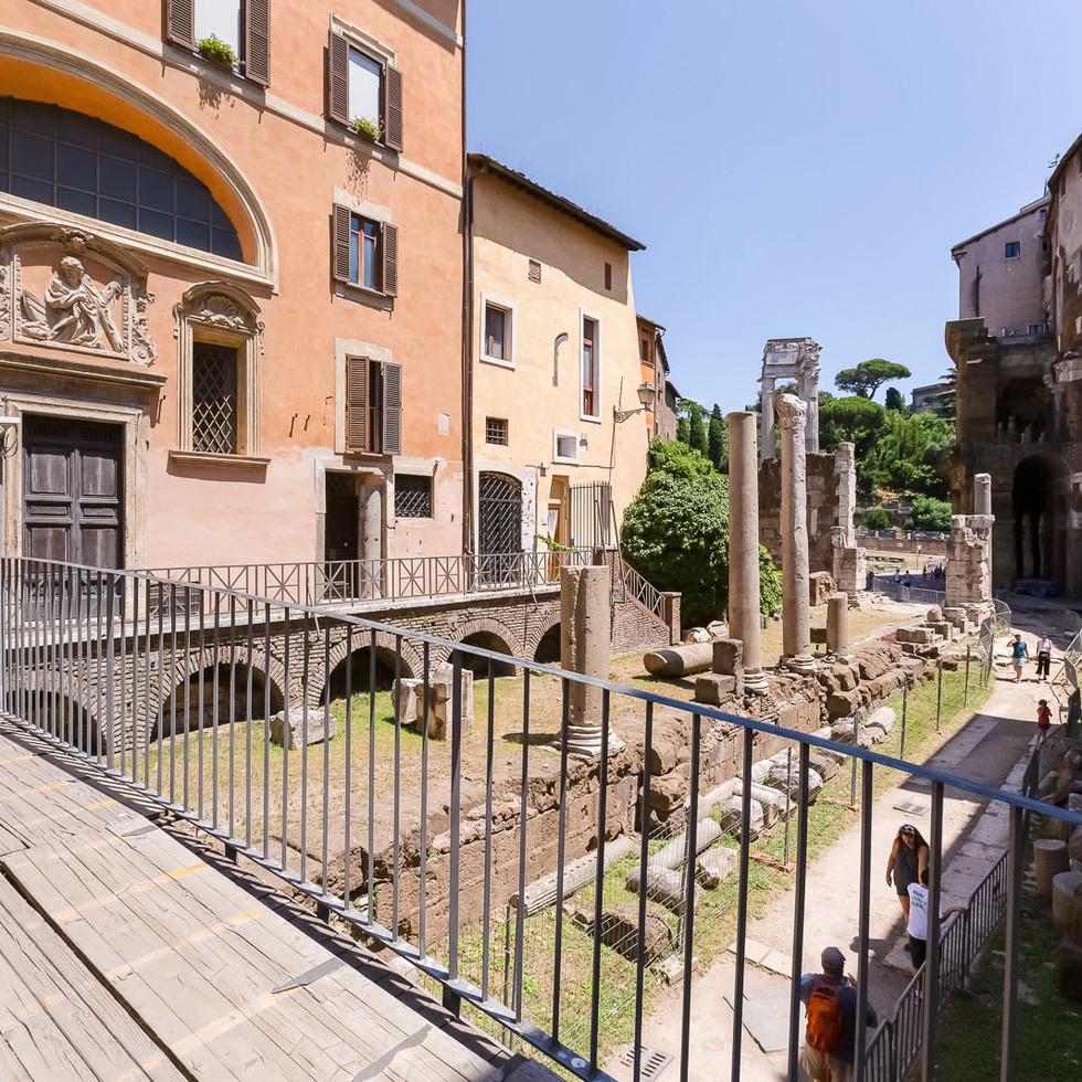 Teatro di Marcello | Portico di Ottavia