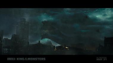 ESPN + Godzilla