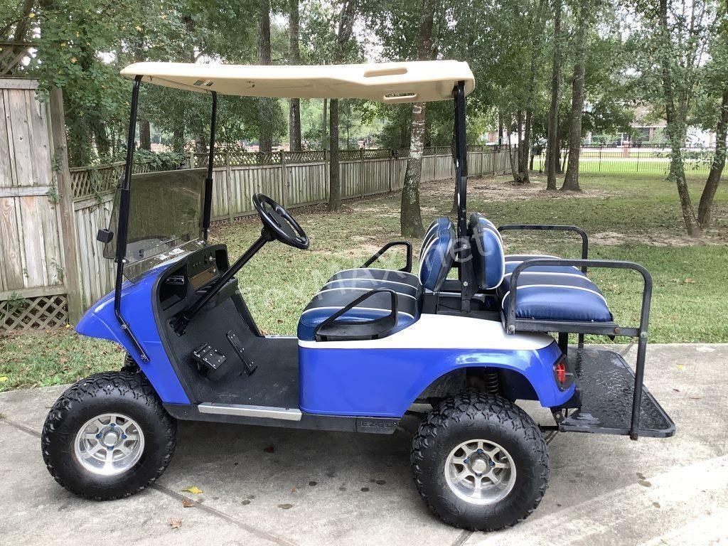Polaris, Golf Cart & More Farmhouse Auction