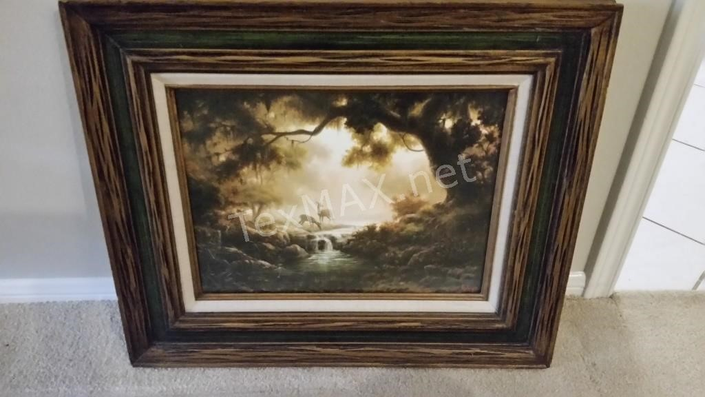 Lakewood Forest Auction