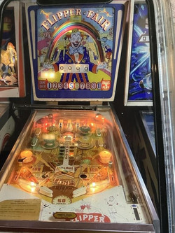 Vintage Pinball Machine Collection & More
