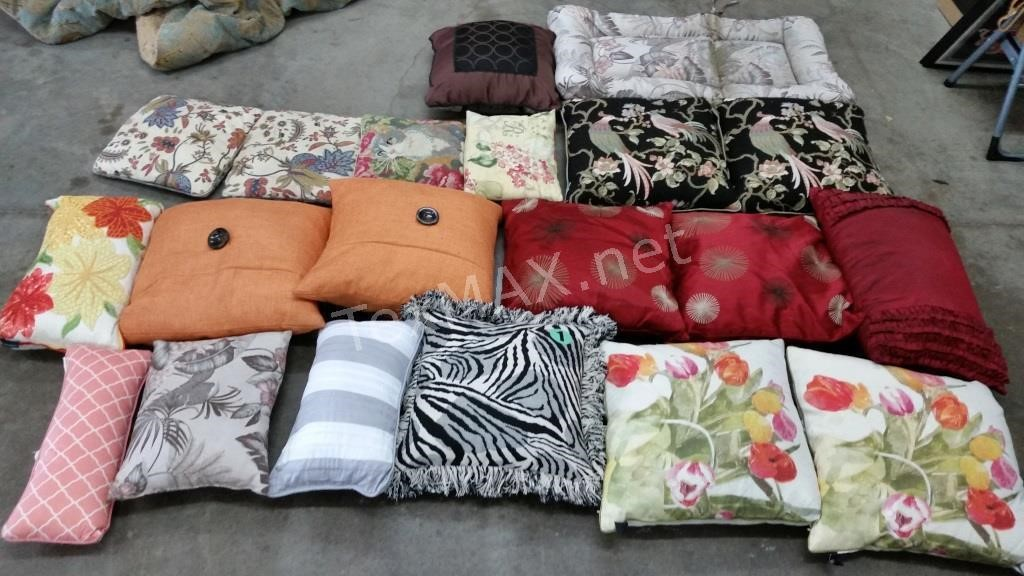 August Warehouse Auction
