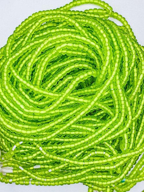 Lime Green Waist Beads