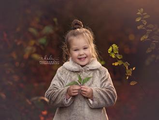 Fall mini session. Lovely Kasia.