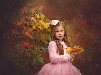Magical Autumn photo session. Outdoor Photography.