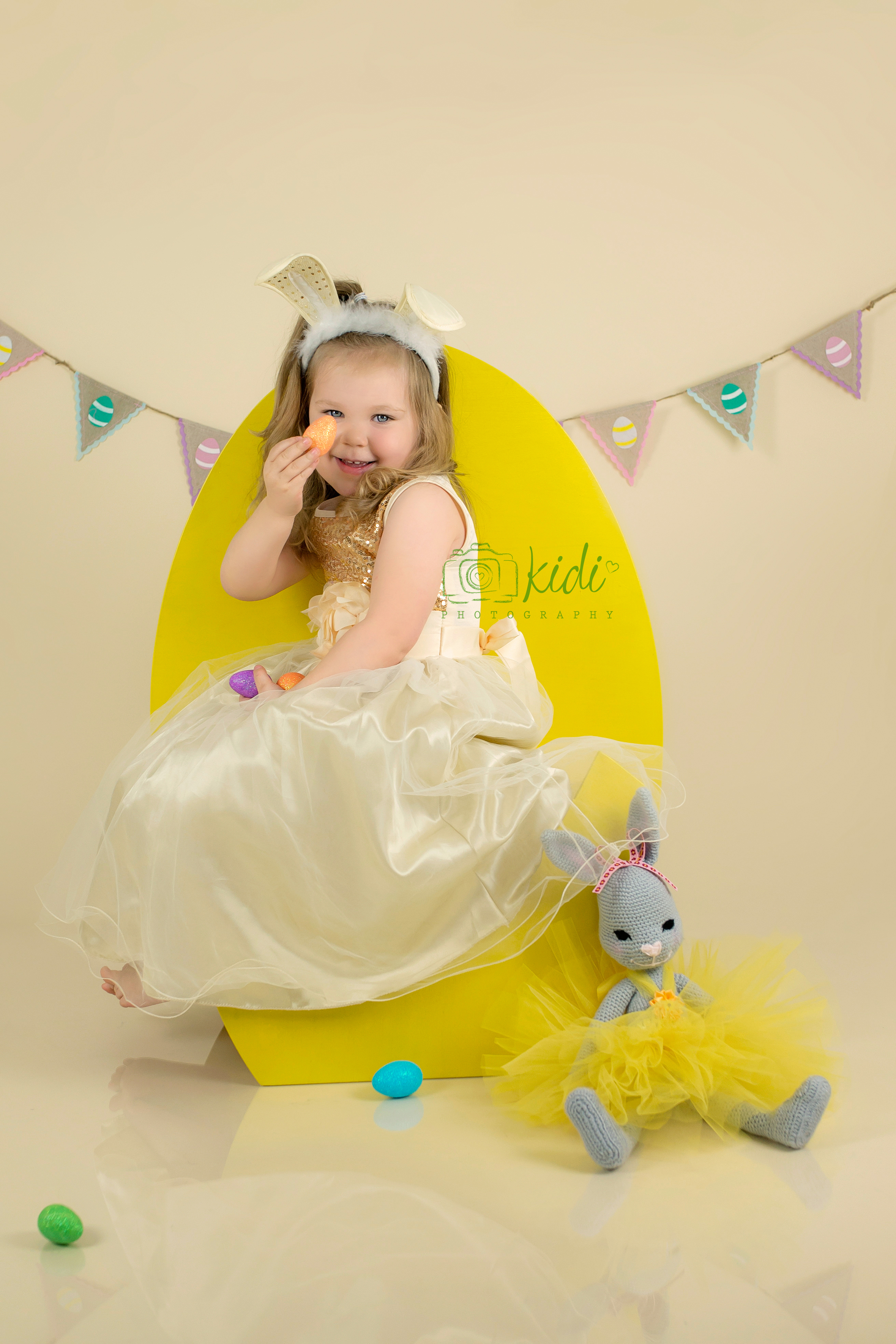 Easter photo shoot in Walsall