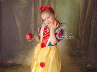 Snow White. Kids Photo session