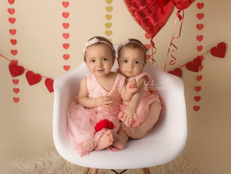 Double love. Double happiness. Twins
