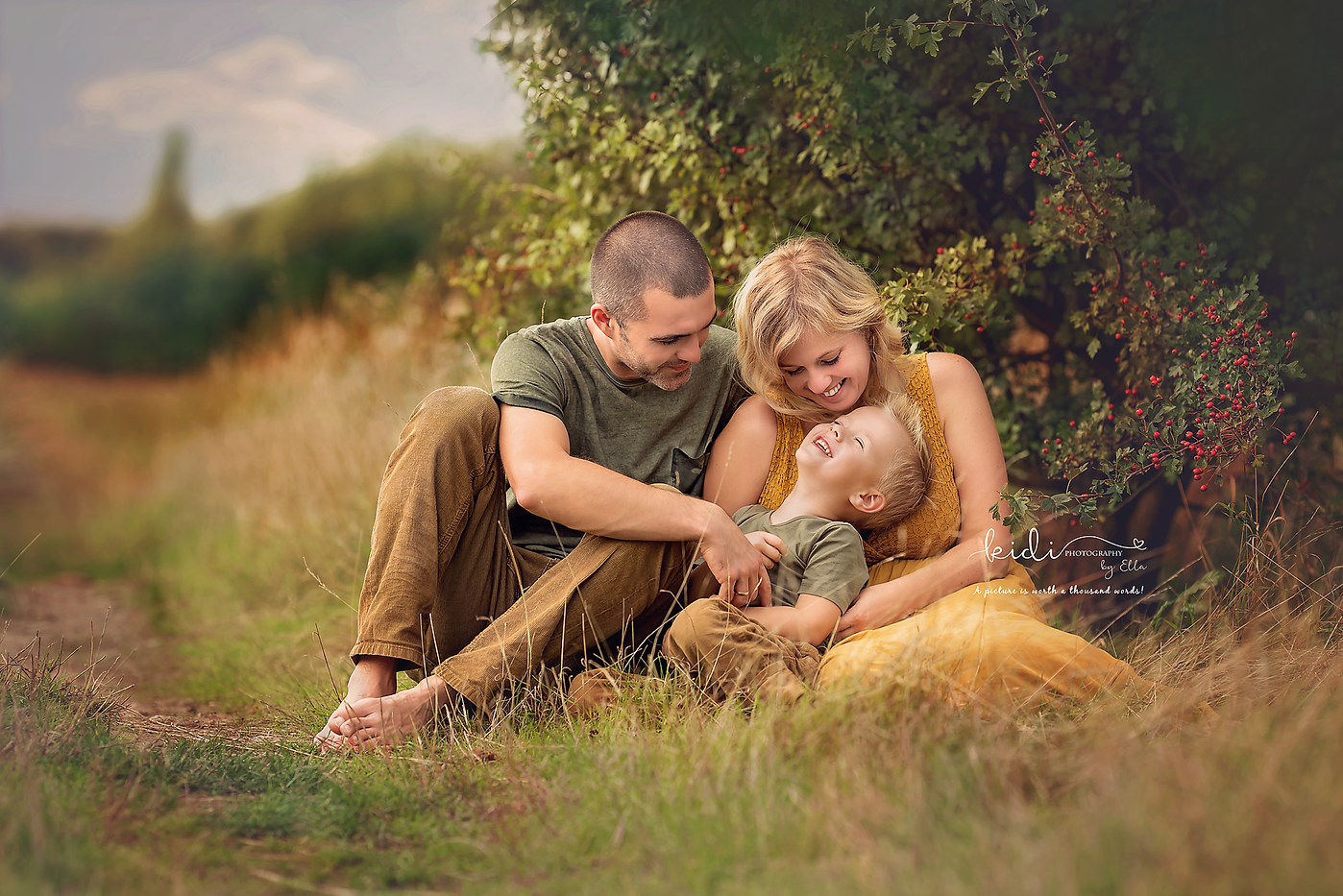Professional outdoor photographer Walsall
