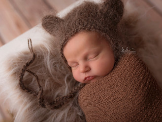 Filip's newborn photo session