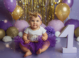 Bella's professional birthday photo session. Walsall