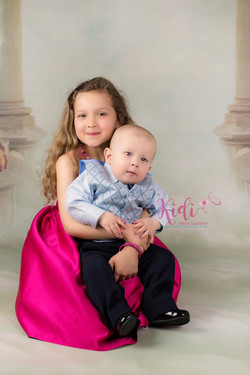 Christening photo shoot in Wolver