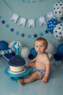 Cake smash Kidi Photography