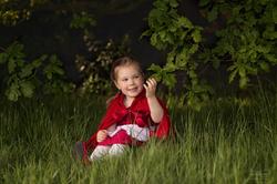 Fairytale themed photo session