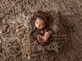 Dylan and his newborn photo session. Walsall Photographer