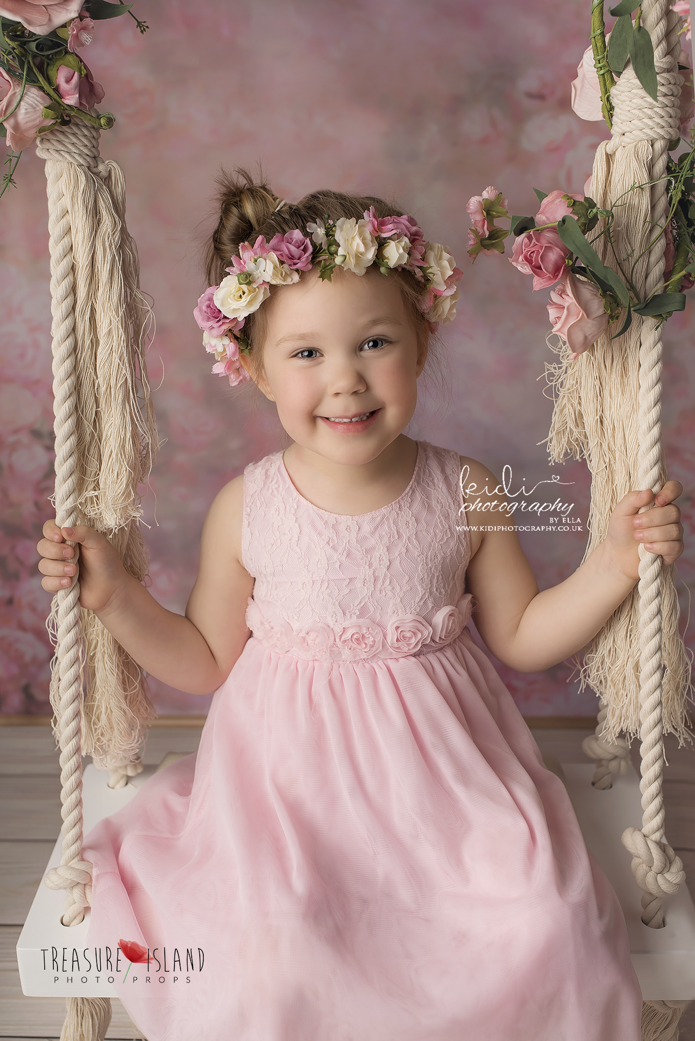 Fairytale themed photo session