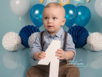 Little Vincent and his birthday session