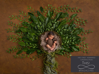 Little Pharel - newborn photo session