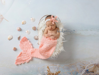 Avrora. Newborn photo session