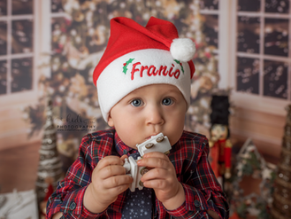 Franio's Christmas mini session