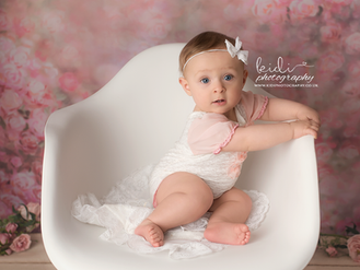 Stunning Julia and her toddler session