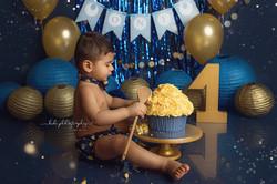 Cake smash photo sessioi Photography