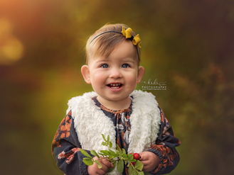 Lily's outdoor family photo session