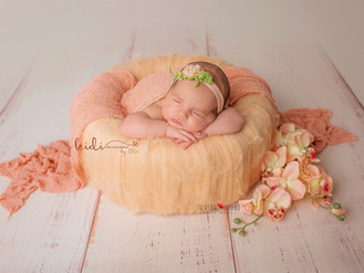 Gorgeous Esme. Newborn session Walsall