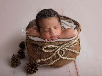 Diego. Professional newborn session