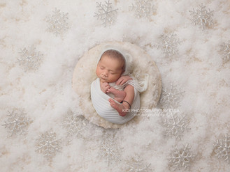 Armaan's professional newborn photo session. Walsall