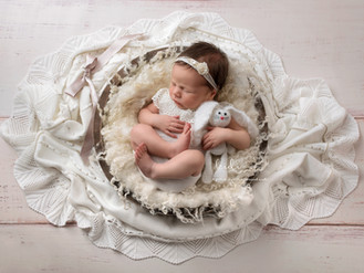 Olivia Rose. Professional newborn photographer in Walsall