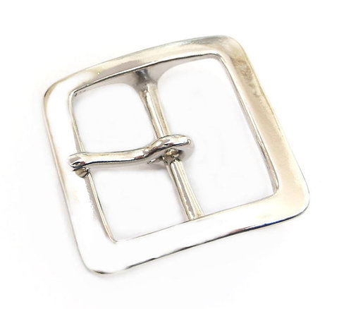 10pcs Wholesale 40mm Square Buckle [ Brass / Nickel ] Smoky Sumi's Store
