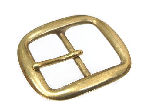 38mm OvalBuckle [ Type - B Brass] Smoky Sumi's Store