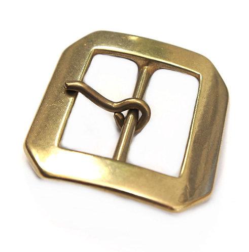 45mm Octagon Buckle [ Brass - Single ] Smoky Sumi's Store