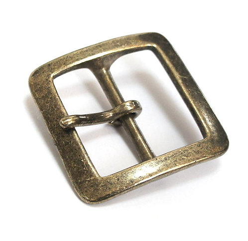 10pcs Wholesale 40mm Square Buckle [ Brass / Antique Gold ] Smoky Sumi's Store