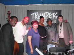 Brandon, Thaddeus, Cecil and Mike
