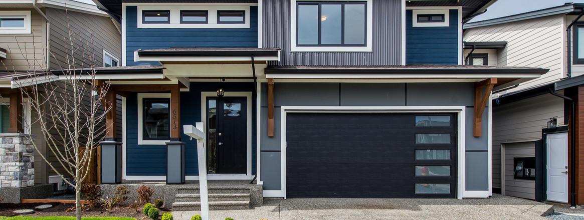 Home Exterior - Iron Street Chilliwack
