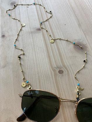 catenina per occhiali