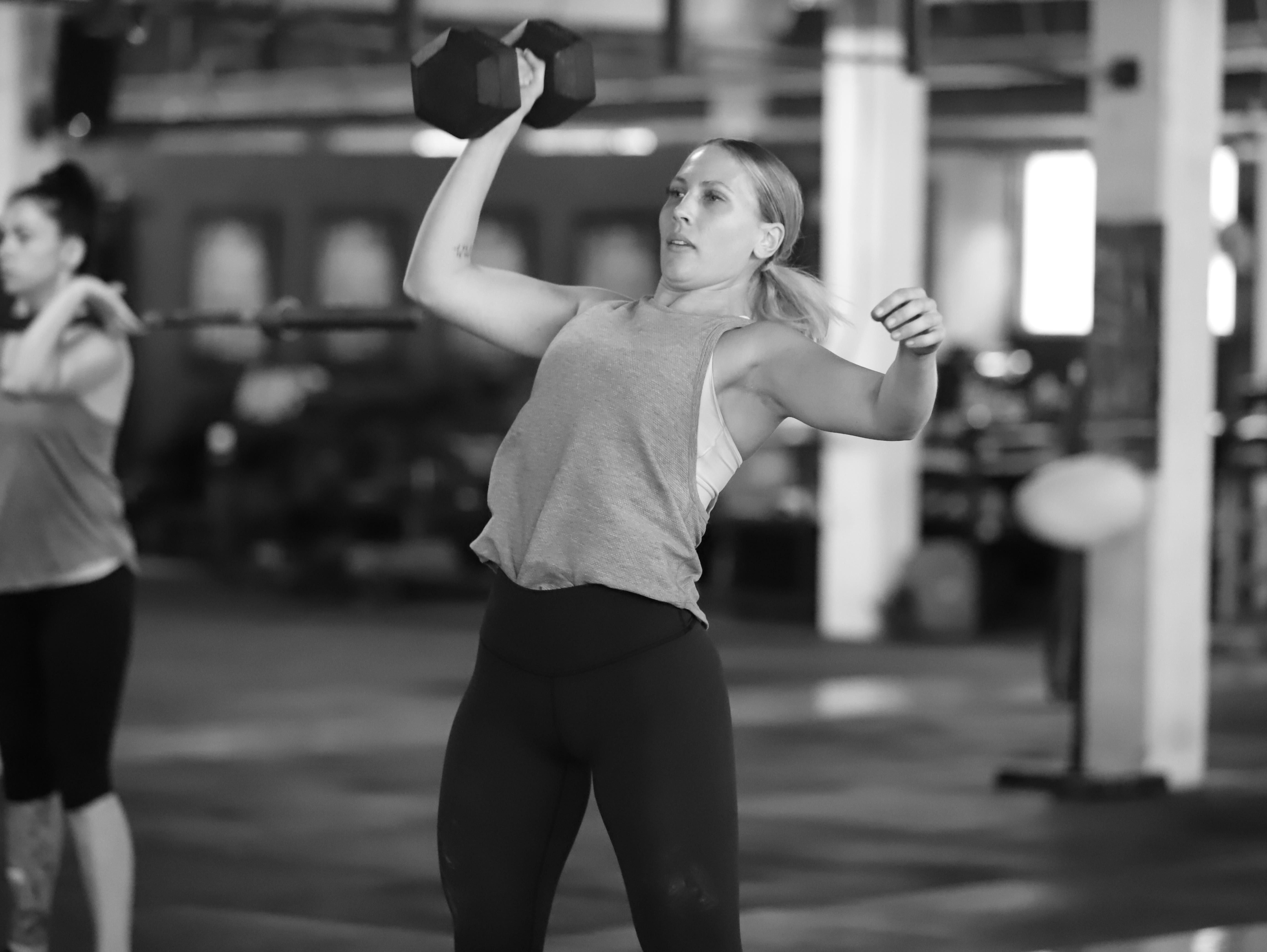 CrossFit On-Ramp for beginners