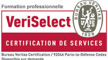 "Certifié ""VeriSelect Formation"""