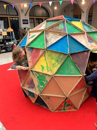 colectivo til - Dome de cartão
