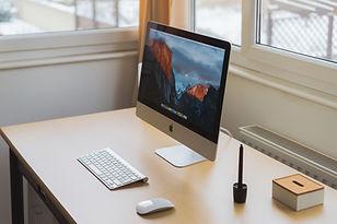 Office Desk in Serviced Office