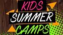 Kids Summer Camp Flyer Template - Made w