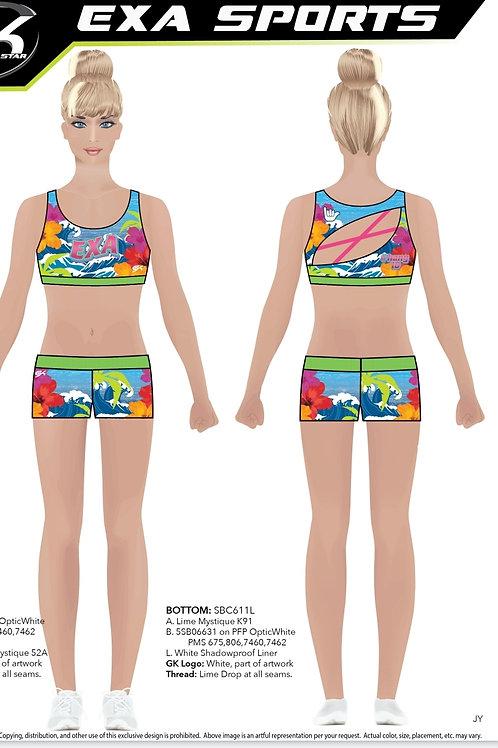 EXA Hang 10 - Limited addition Shorts