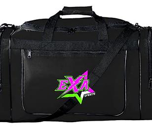 Black EXA Gym Bag